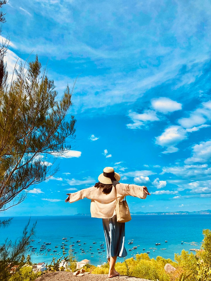 Du lịch Cù Lao Xanh điểm đến mang vẻ đẹp thuần khiết mê lòng người